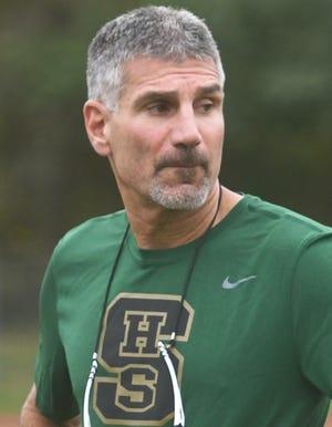 Sam Maira, Seneca boys' soccer coach