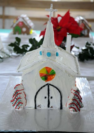 Christmas in Greenwich offers a house tour, visits with Santa, a craft fair and a Gingerbread contest.