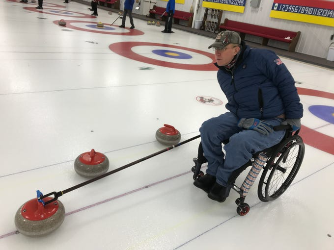Matt Thums of Weston has been named to Team USA, which will compete in the World Wheelchair Championship.