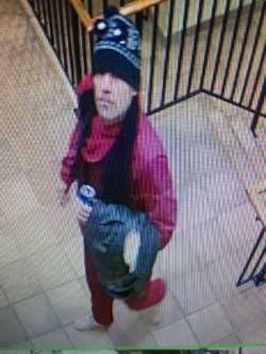 Downtown Wausau Business Burglary Suspect 1