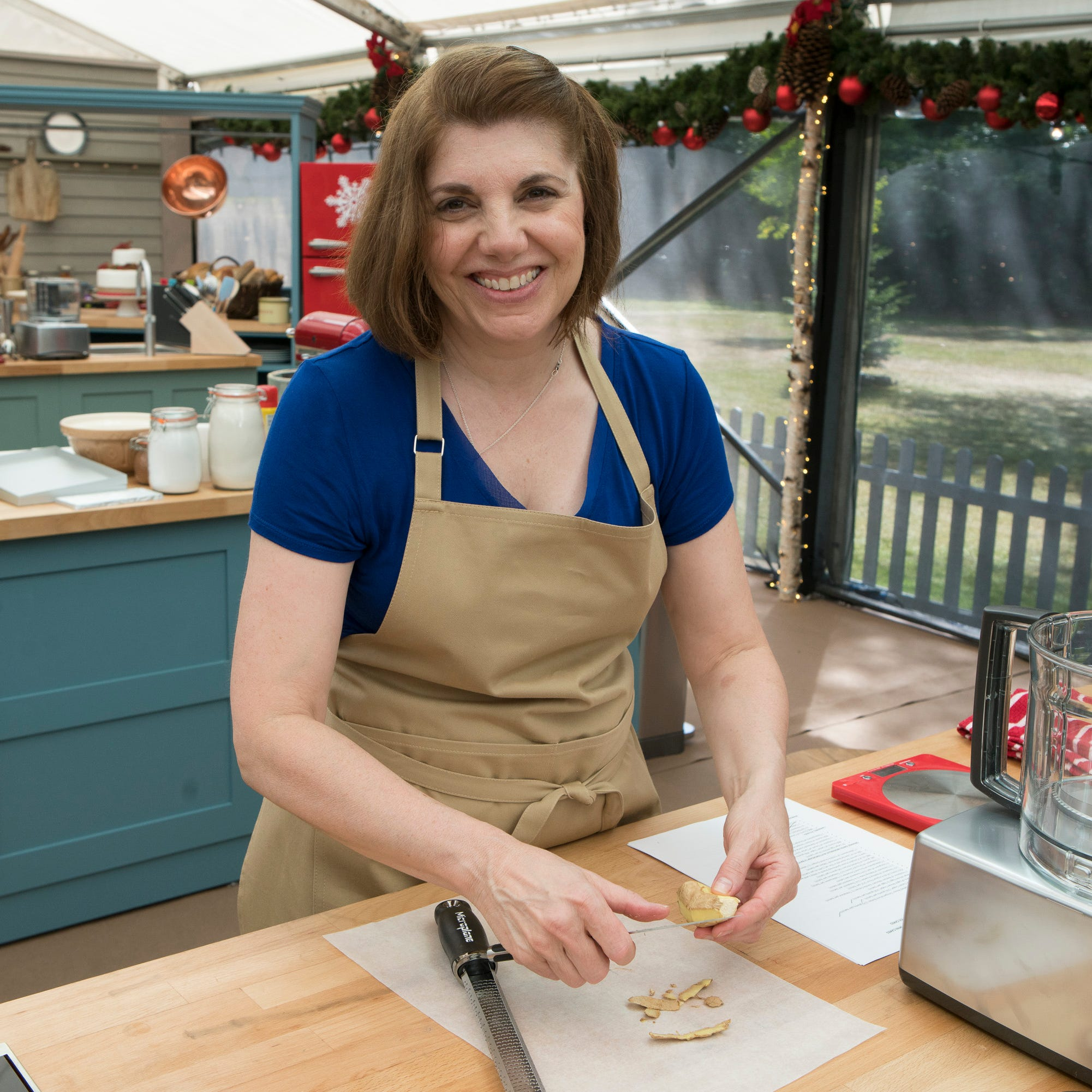 Westchester baker competes on ABC's 'Great American Baking Show'