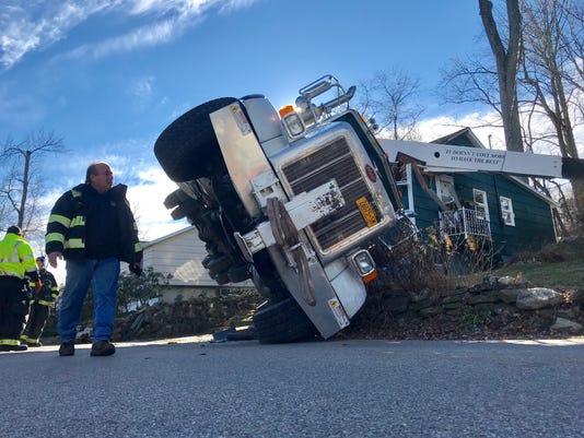 North Salem crane collapse