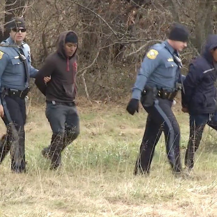 ICE: 12 migrants who fled into marsh were in country illegally, on their way to family
