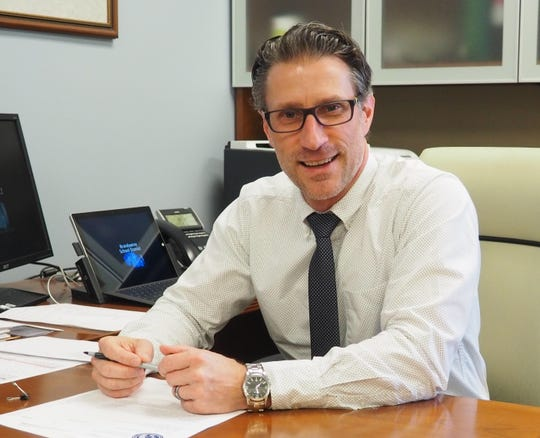 Mark Holodick is superintendent of the Brandywine School District