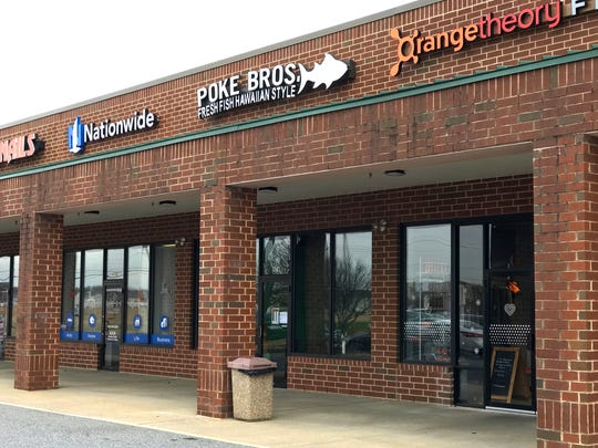 A new Hawaiian-style sushi-in-a-bowl eatery called Poke Bros. will hold its grand opening at 11 a.m. Thursday at 476 Middletown Warwick Rd. in Middletown.