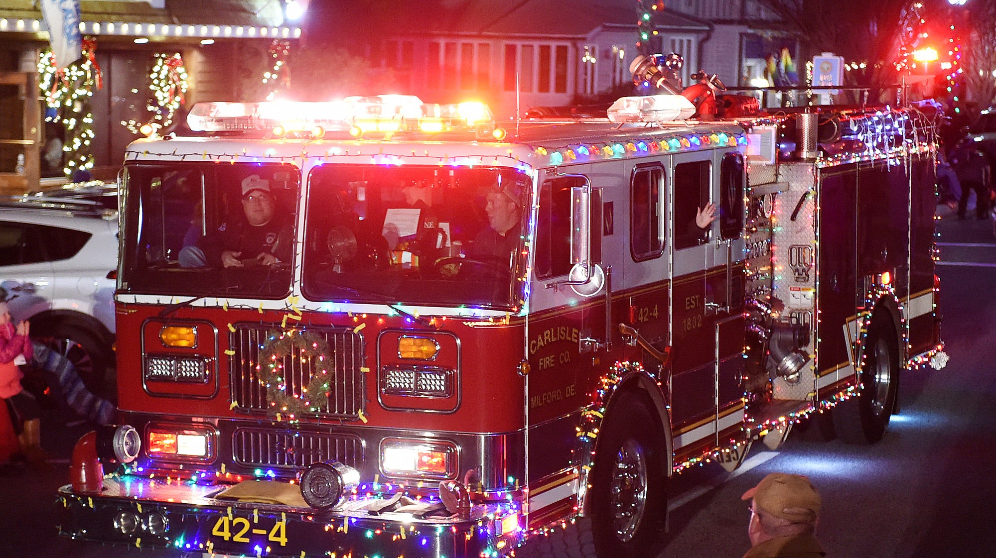 Delaware Holidays 2018: the parades, the tree lightings
