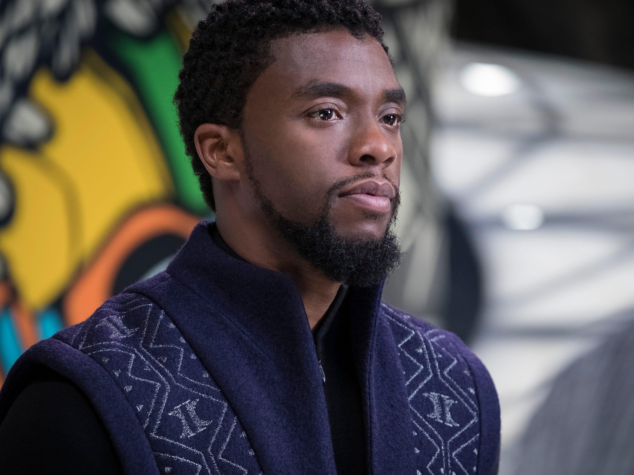 Black Panther nominado a los Globos de Oro