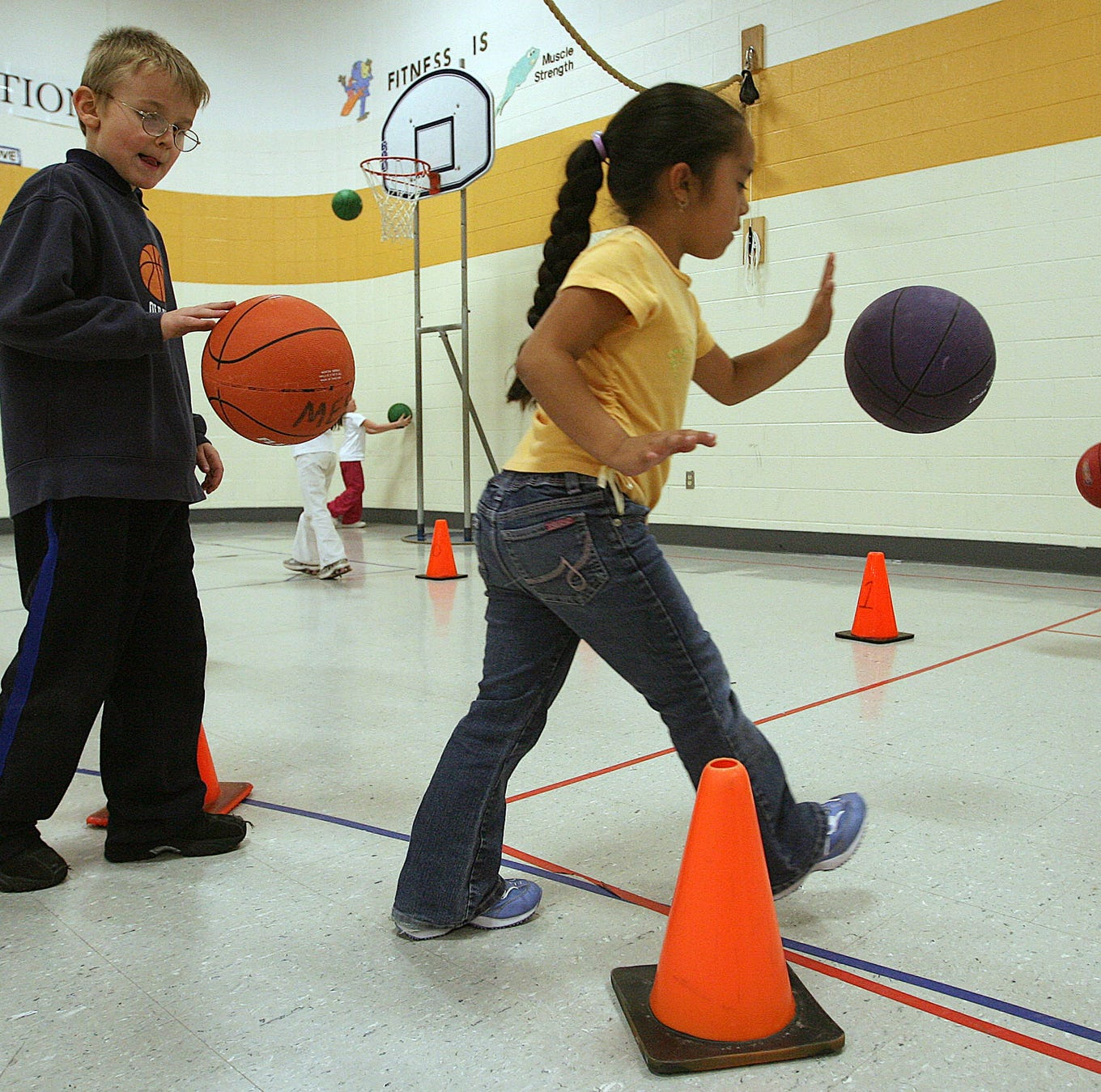 Physical education is key to longer, happier lives. Our kids and schools need more of it.