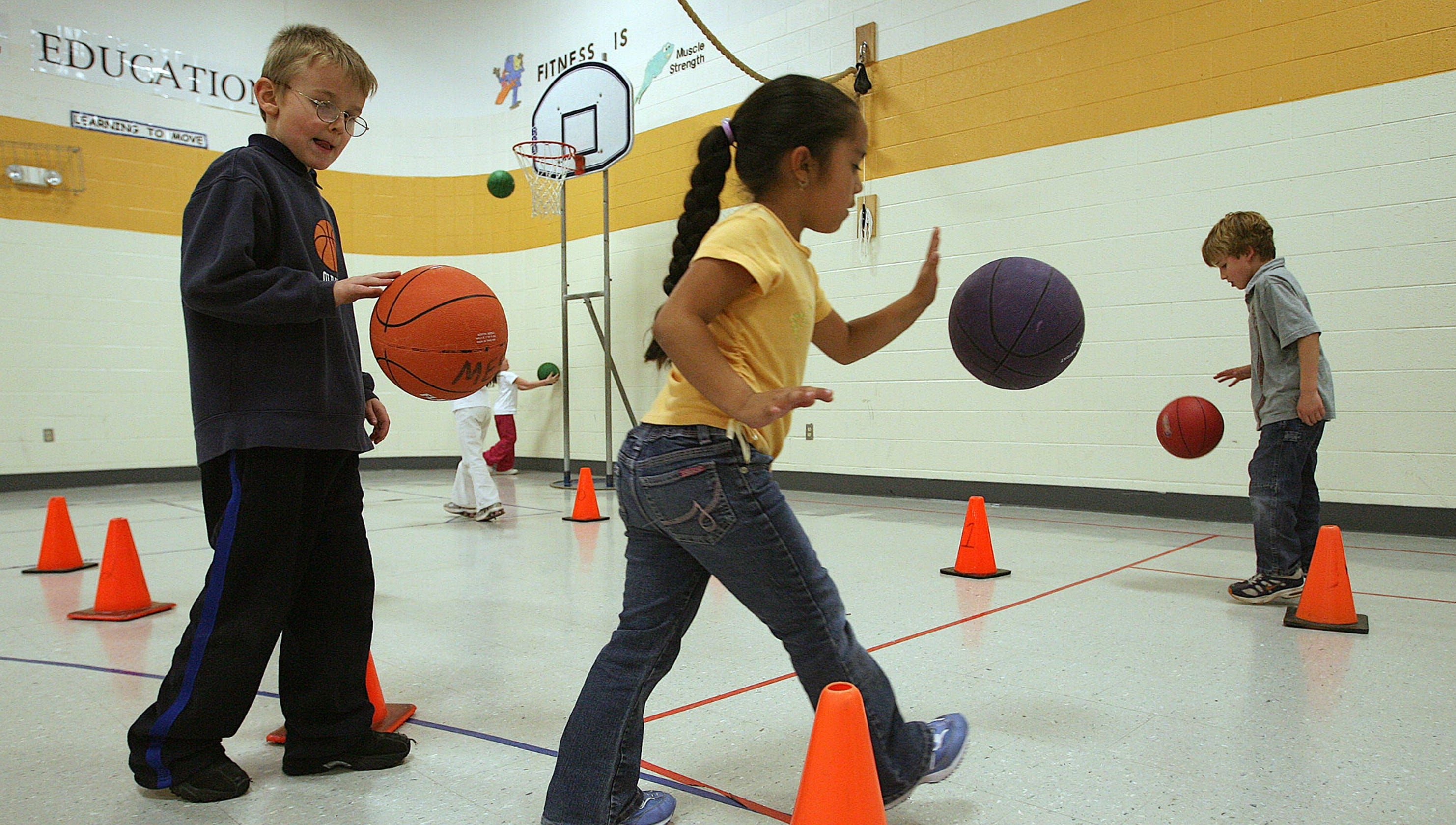 Physical Education Is Key To Longer >> Kids Need More Physical Education It Should Be A Core School Subject