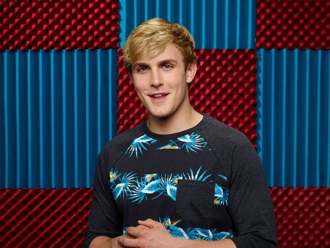 Jake Paul earned $21.5 million on YouTube, according to Forbes.