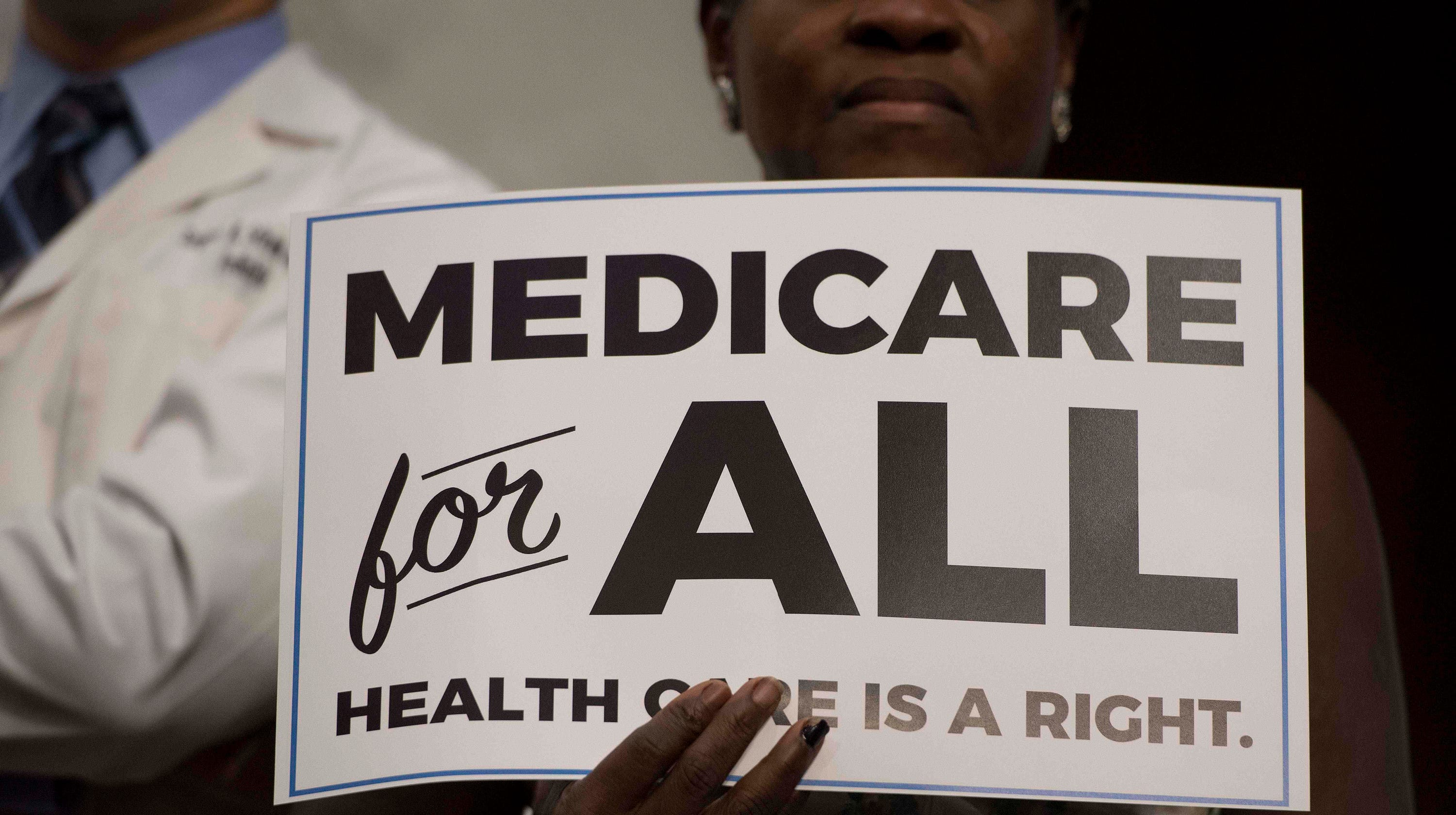 Democrats, don't waste time on health tweaks. Pass Medicare for All.