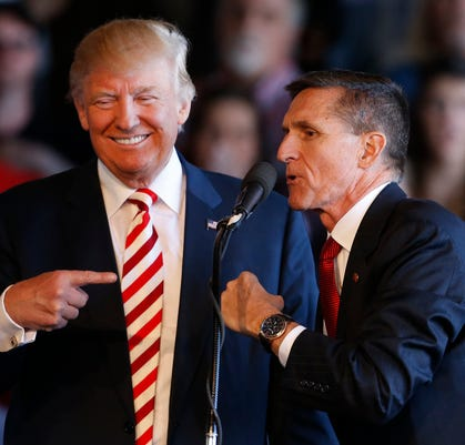 Michael Flynn Donald Trump