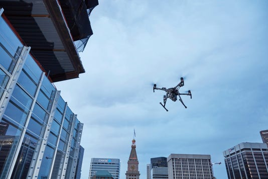 Ap Nypd Drones A Usa Co