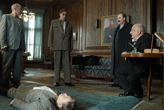 """""""The Death of Stalin"""" was one of Choices' best films of the year."""