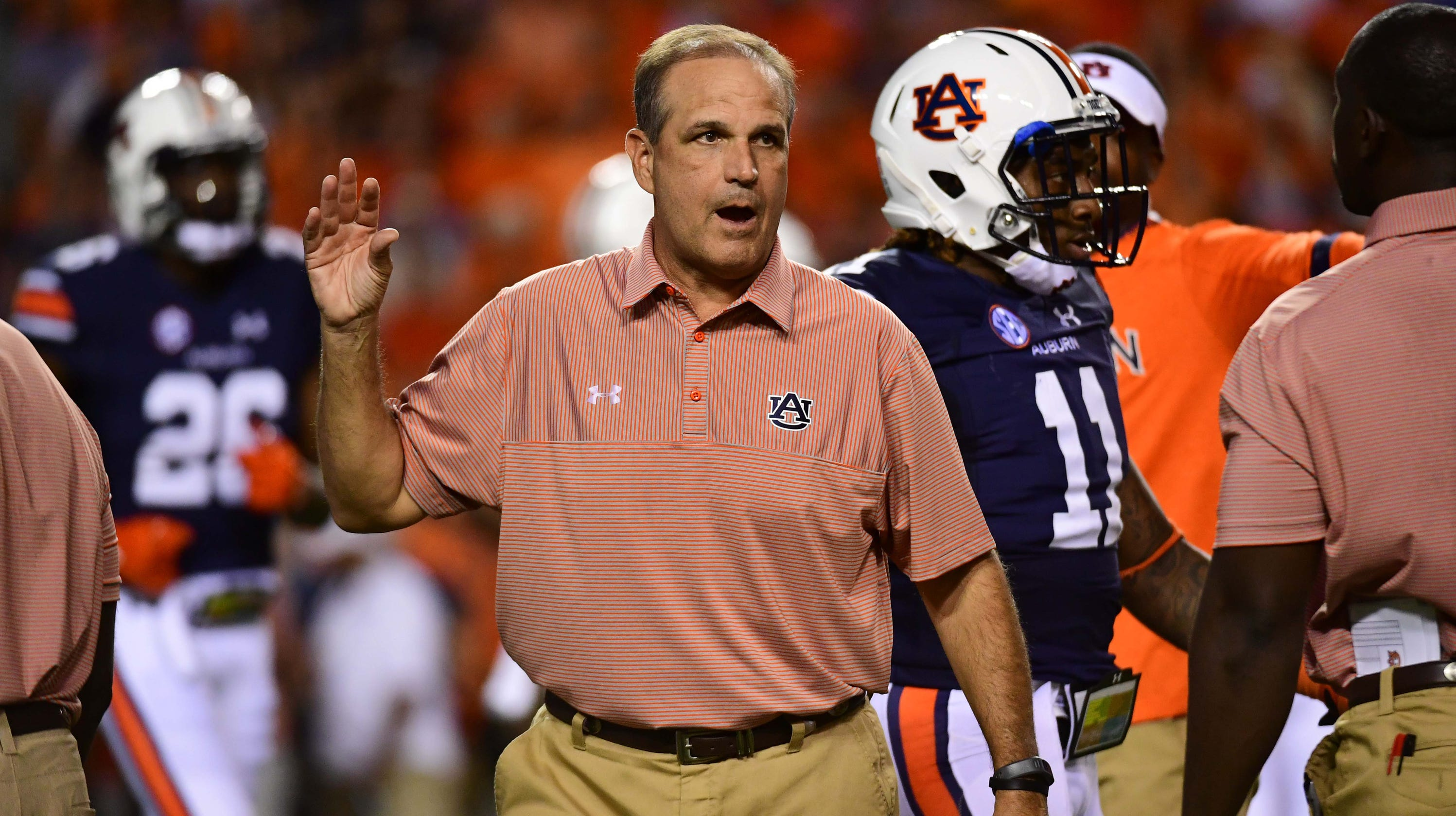 Auburn s defense wary of Purdue coach Jeff Brohm s playcalling ee412163b
