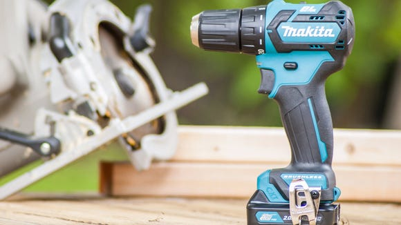 A new drill for all those DIY projects.