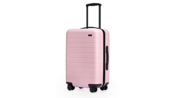 Away carry-on suitcase (Photo: Away)