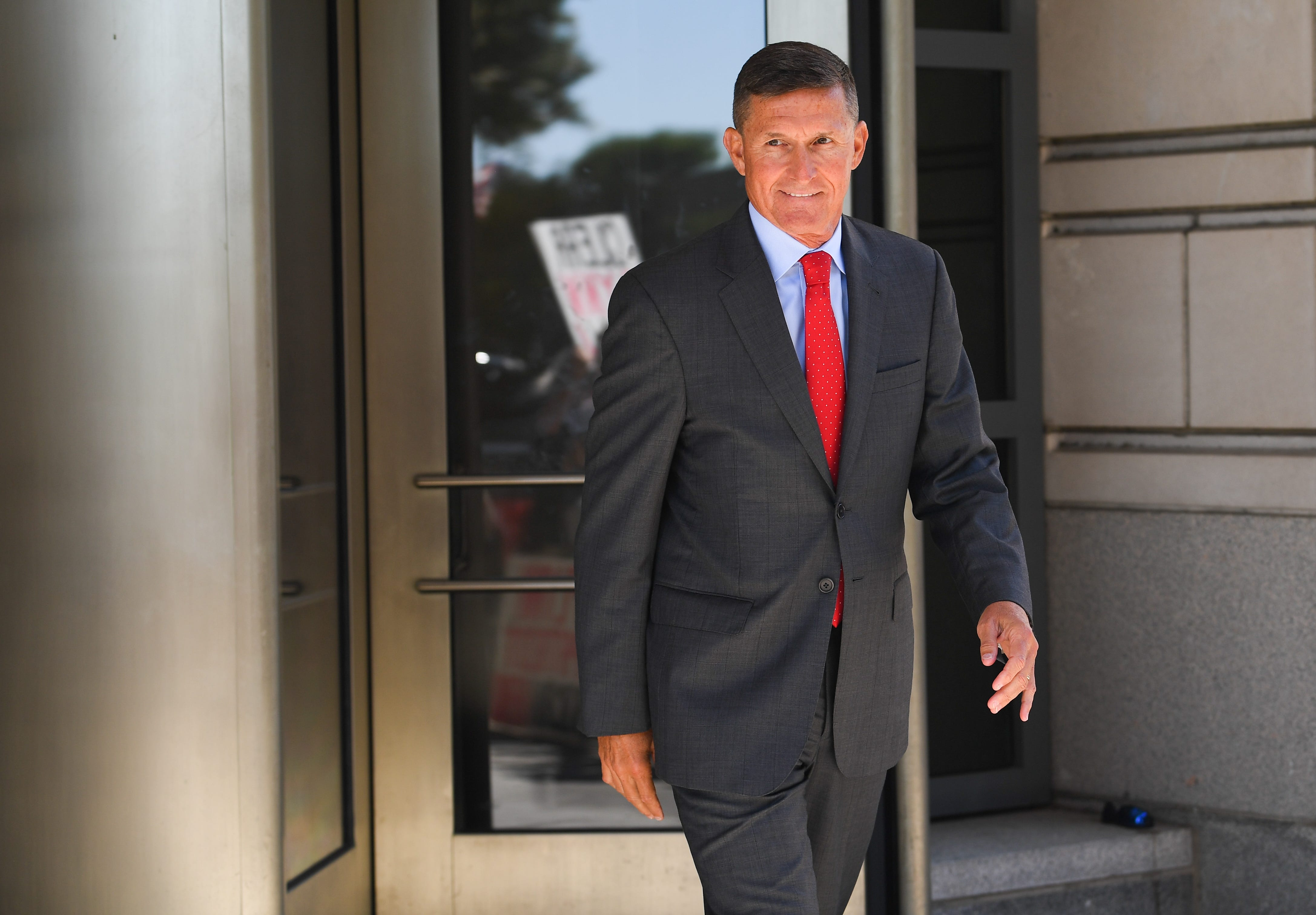 Michael Flynn re-emerges as major witness in Robert Mueller's inquiry – and at least two others