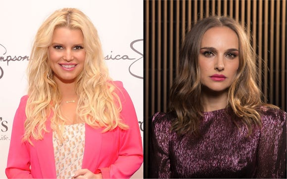 Jessica Simpson called out comments that Natalie Portman made in an interview, referencing a photoshoot Simpson did in the late 1990s.