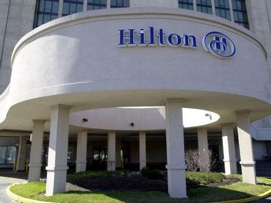 A Hilton Hotel in Cherry Hill, N.J.