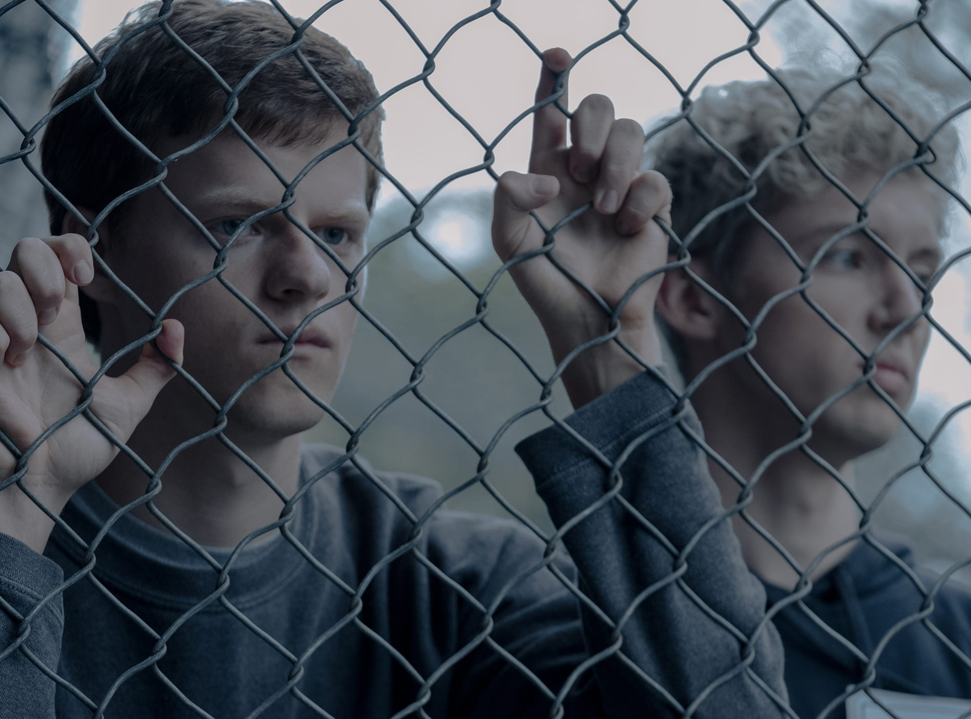 Lucas Hedges stars as Jared and Troye Sivan as Gary in Joel Edgerton's BOY ERASED, a Focus Features release.