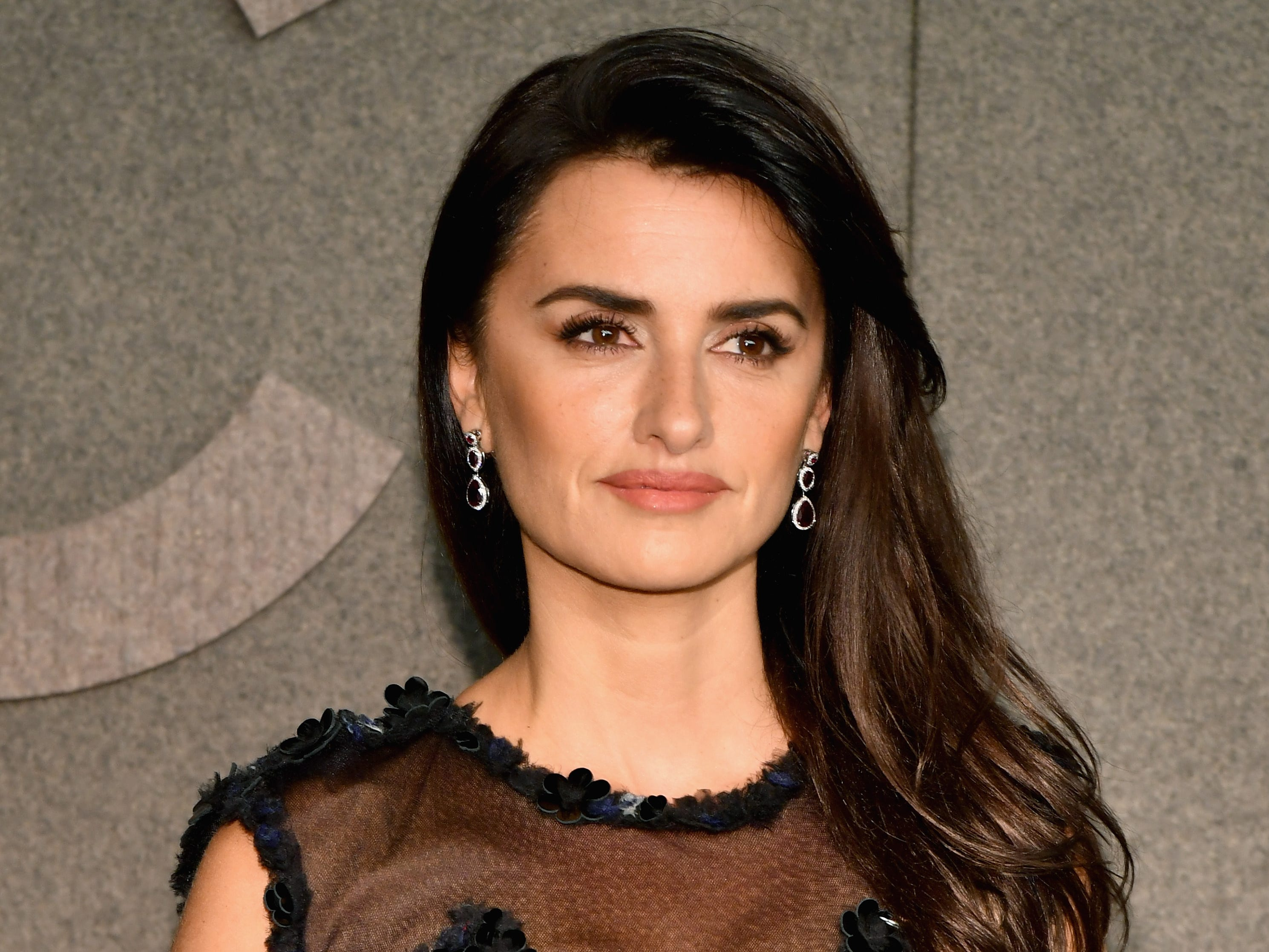 NEW YORK, NY - DECEMBER 04:  Penelope Cruz attends the CHANEL Metiers d'Art 2018/19 Show at The Metropolitan Museum of Art on December 4, 2018 in New York City.  (Photo by Slaven Vlasic/WireImage) ORG XMIT: 775265225 ORIG FILE ID: 1068531812