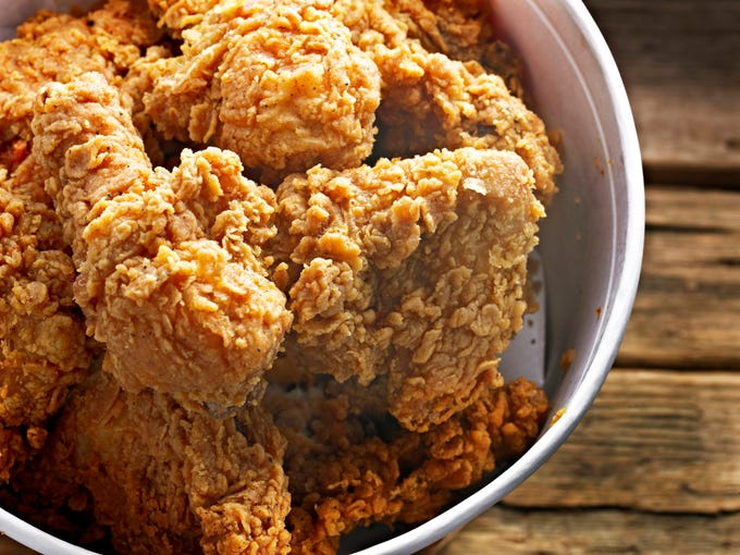 "Kentucky Fried Chicken, Japan: Ah, Christmas. That sacred time when you gather friends and family around the table and proudly plop down a bucket of KFC for dinner. Thanks to a genius marketing campaign by Kentucky Fried Chicken in the 1970s, that's a tradition in Japan. Since Christmas isn't a big holiday there, marketing executives seized on the empty space, with the slogan ""Kentucky for Christmas"" and a themed ""party barrel"" full of fried chicken. The tradition holds strong today, and is so popular that you'll have to pre-order your meal (which can be paired with cake or sparkling wine, also sold by the chain) and stand in line to pick it up."