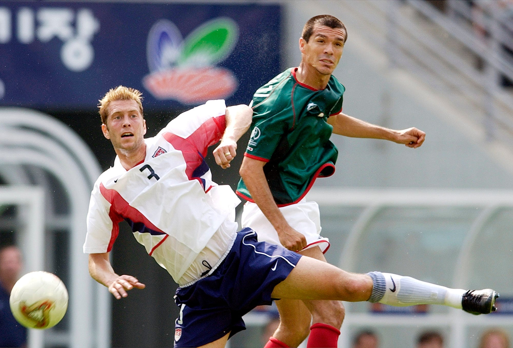Gregg Berhalter played in the 2002 World Cup and was on the U.S. roster for the 2006 World Cup.
