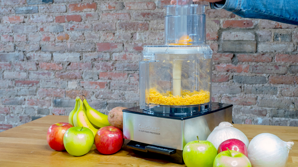 Cuisinart food processor (Photo: Jackson Ruckar/Reviewed)