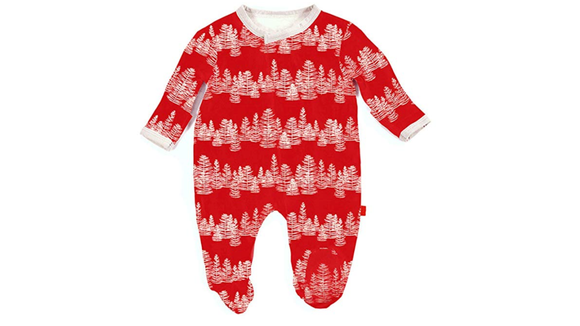 Magnetic baby onsie (Photo: Magnetic me)