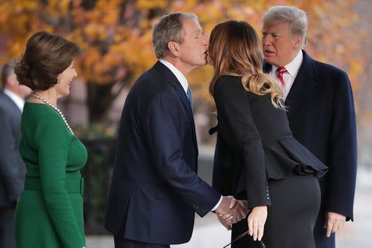 Epa Usa Trump Bush Pol Government Usa Dc
