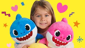 Baby Shark Singing Toys Are Already Sold Out On Amazon