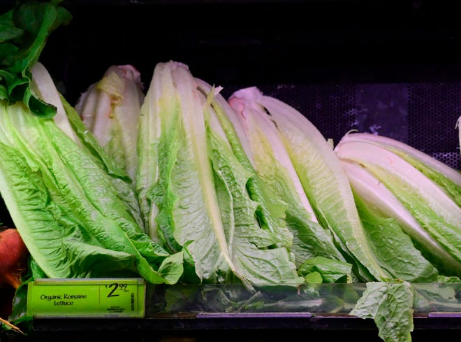 At least 52 people across 15 states have become sick after eating romaine lettuce amid an E. coli outbreak, according to  the Centers for Disease Control and Prevention.