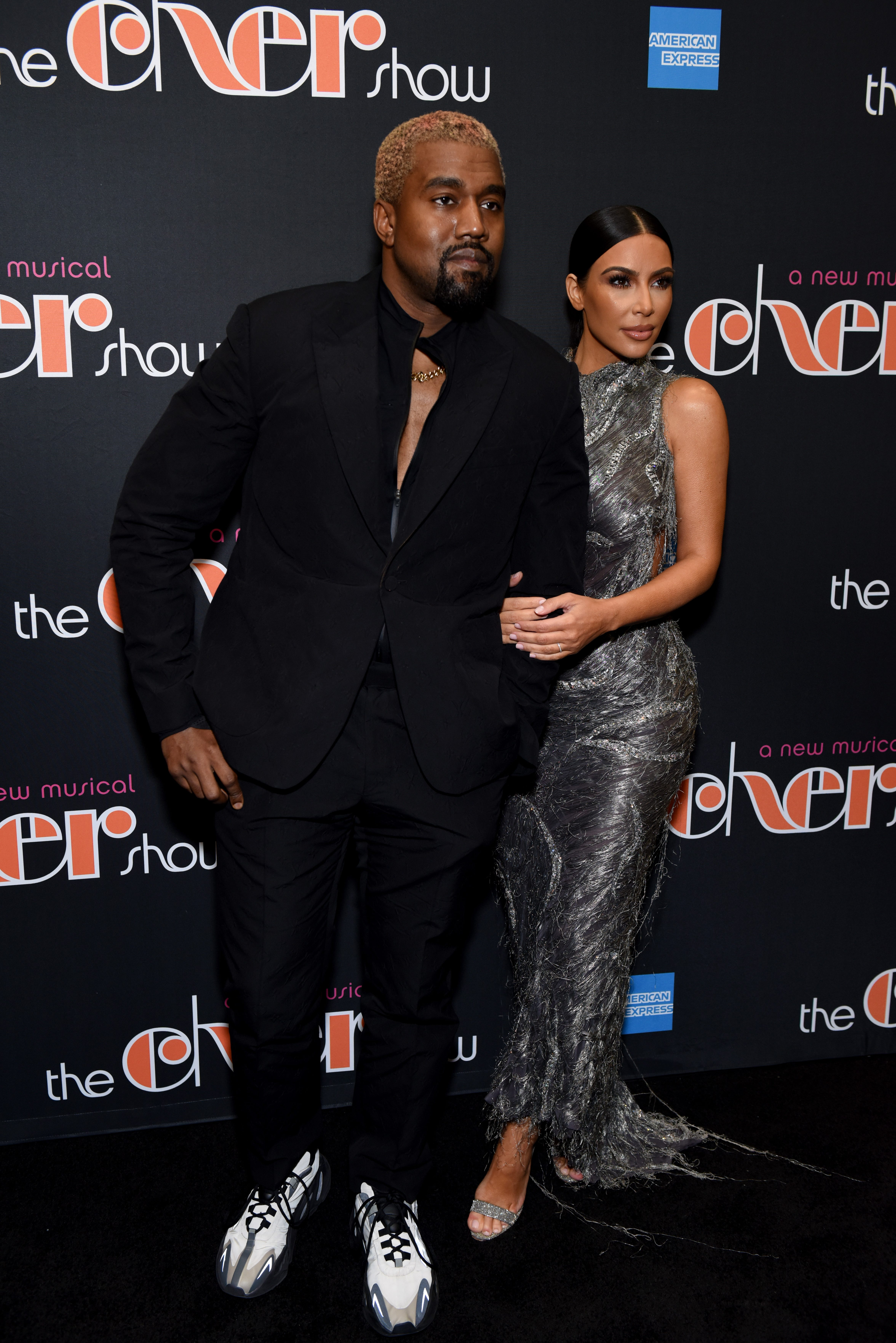 Kim Kardashian: Kanye West wasn't referring to R. Kelly with controversial comments
