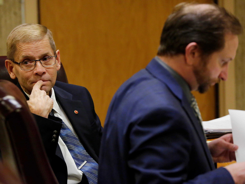 Court clerk testifies against Fox Crossing Municipal Judge Len Kachinsky at stalking trial