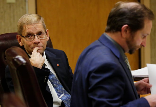 Fox Crossing Municipal Judge Len Kachinsky violated a harassment restraining order against him, a Wisconsin appeals court ruled on Wednesday, July 29, 2020.