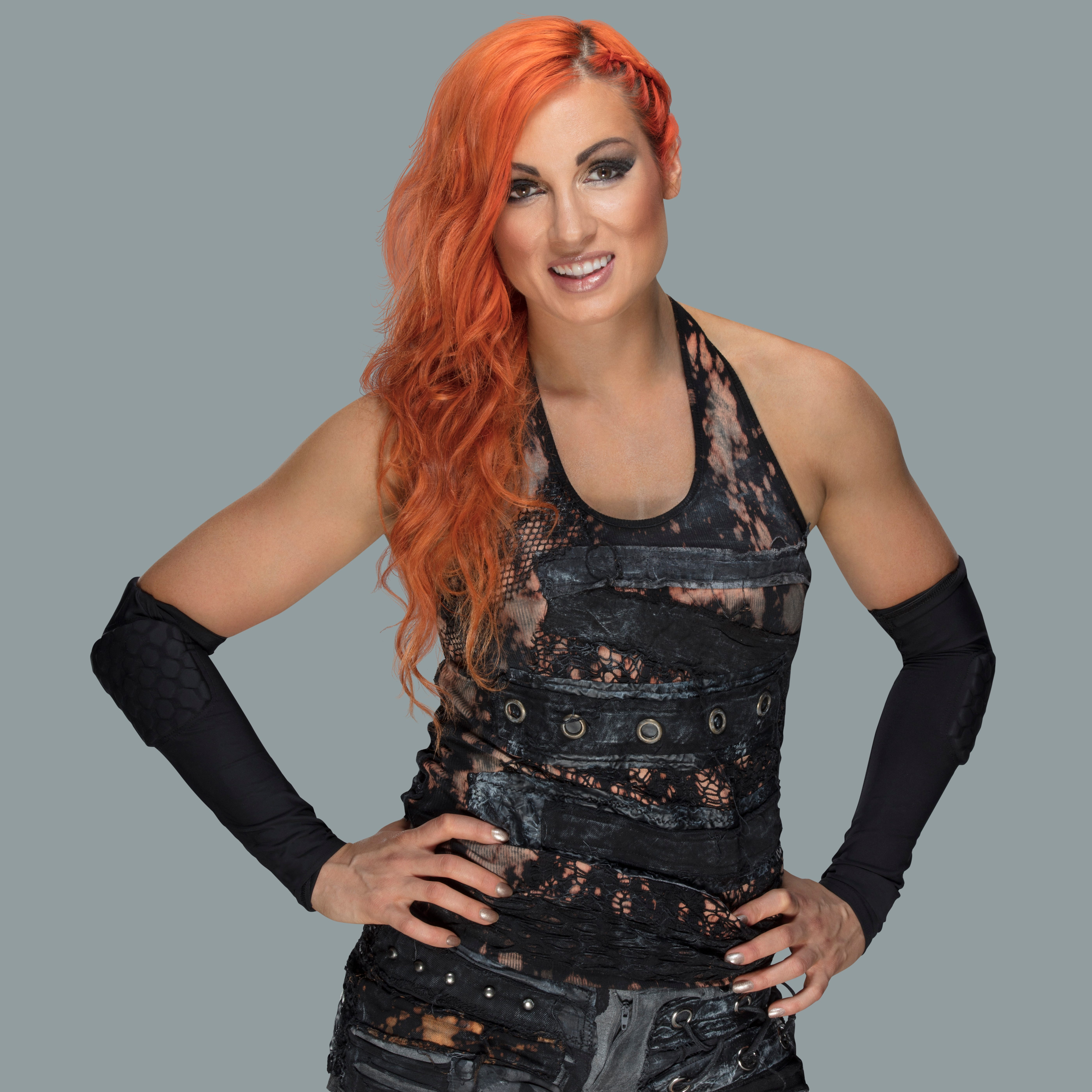 WWE champ Becky Lynch wants to main event WrestleMania 35 in NJ