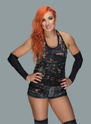 WWE SmackDown Women's Champion Becky Lynch will be at iPlay America in Freehold on Dec. 7.