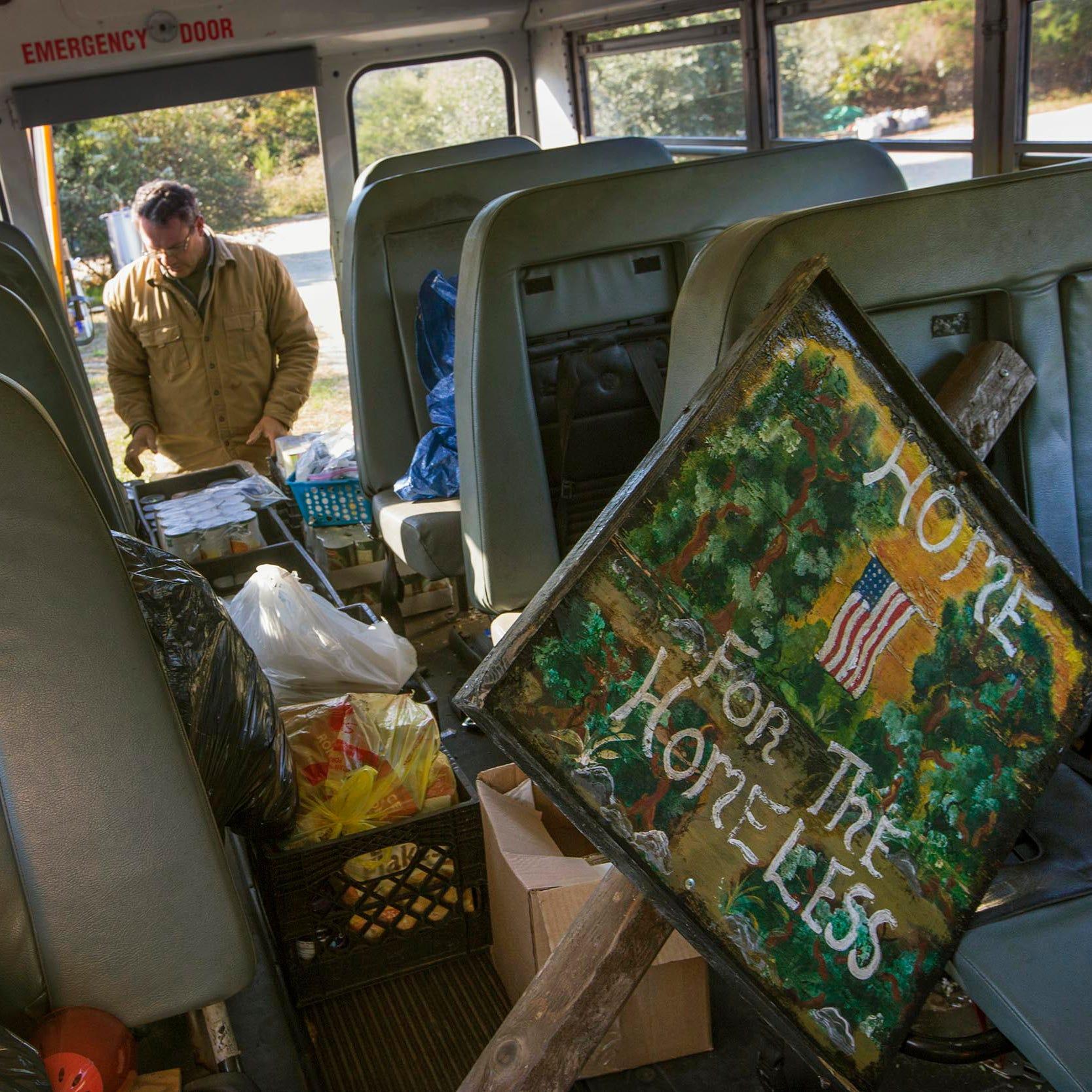 Howell homeless camp in limbo, as residents wait to be relocated