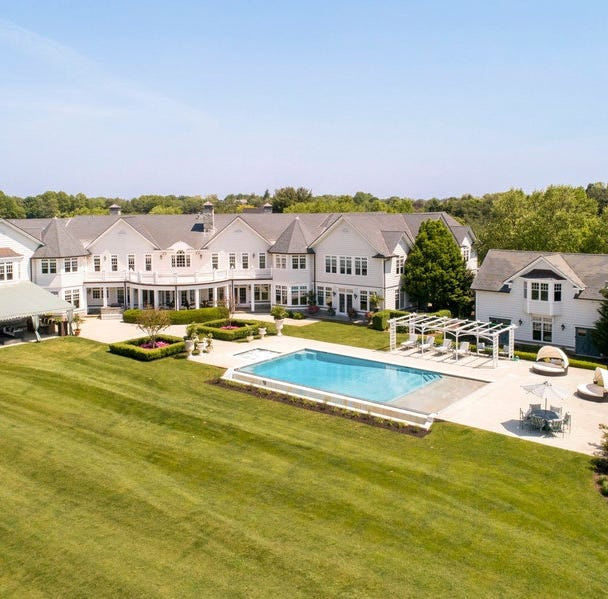 Check out Colts Neck $6M luxurious home
