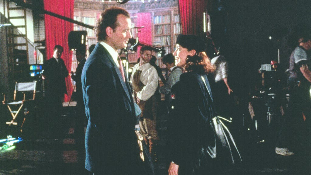 Scrooged: Karen Allen on Bill Murray Christmas classic for 30th anniversary
