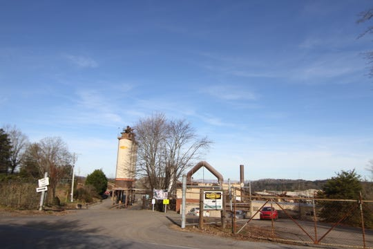 The Weaverville asphalt plant operated by Harrison is roughly 10 miles from the site of the potential Marshall facility.
