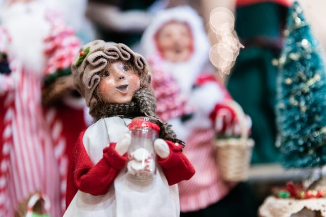 Byers' Choice Carolers figurines are still made by a Pennsylvania family and the artisans who work for them.
