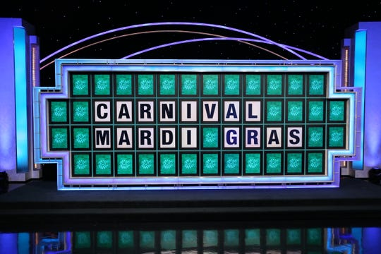 "Carnival Cruise Line dipped into the past to name its new mega ship, Mardi Gras, that will sail from Port Canaveral starting in 2020. The name was revealed on an episode of ""Wheel of Fortune."""
