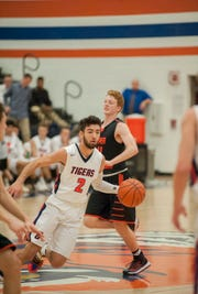 Galion's Isaiah Alsip is an All-Ohioan during his junior season.