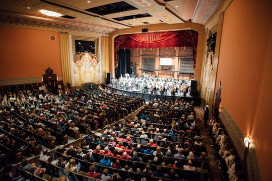 """The Vermont Youth Orchestra offers its """"OrchestraPalooza"""" concert Dec. 16 at the Flynn Center."""