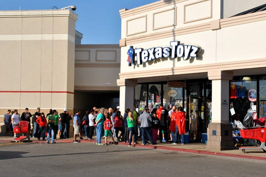 Texas Toyz 2