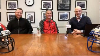 Reporters Mark Trible, Josh Friedman and special guest Tim McAneney review the 2018 high school football season.