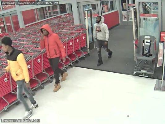 iPhone theft