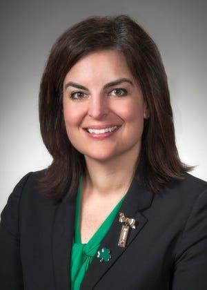 Ohio Rep. Brigid Kelly, D-Hyde Park